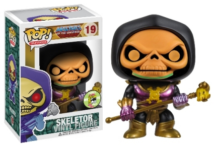 Ultimate Funko Pop Masters of the Universe Figures Checklist and Gallery 4