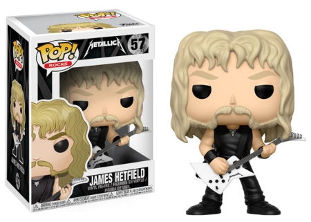 2017 Funko Pop Metallica Vinyl Figures 21