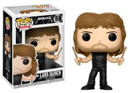 2017 Funko Pop Metallica Vinyl Figures 22