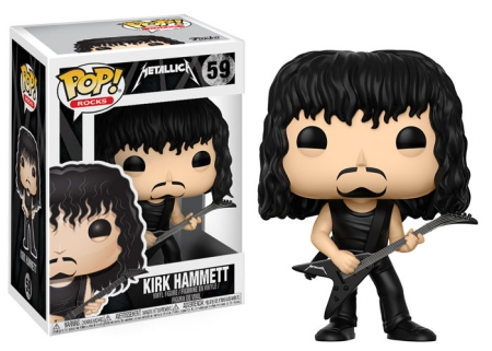 2017 Funko Pop Metallica Vinyl Figures 23