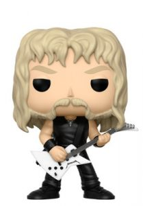 2017 Funko Pop Metallica Vinyl Figures 1