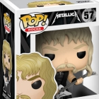 2017 Funko Pop Metallica Vinyl Figures
