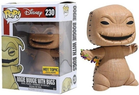 Ultimate Funko Pop Nightmare Before Christmas Figures Checklist and Gallery 34