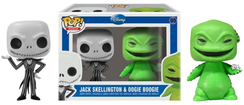 Funko Pop Nightmare Before Christmas Checklist, Gallery ...