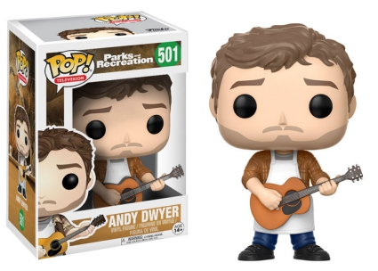 Funko Pop Parks and Recreation Vinyl Figures 6