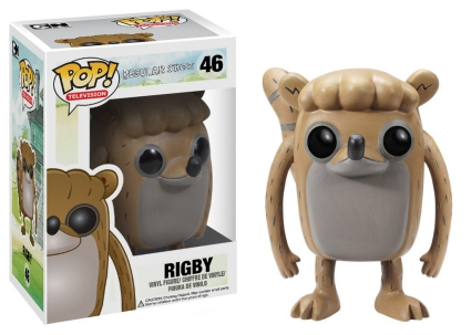 Funko Pop Regular Show Vinyl Figures 24