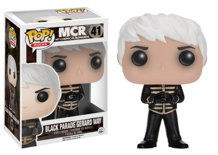 Ultimate Funko Pop Rocks Music Figures Gallery and Checklist 50