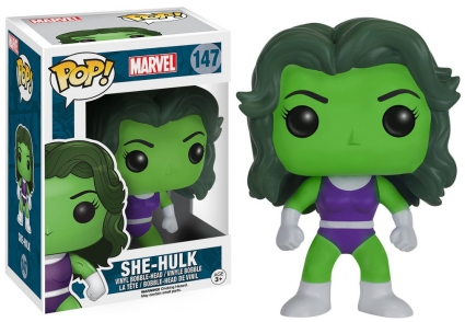 Ultimate Funko Pop She-Hulk Figures Checklist and Gallery 1