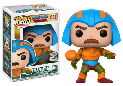 Ultimate Funko Pop Masters of the Universe Figures Checklist and Gallery 11
