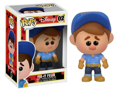 Funko Pop Wreck-It Ralph Figures Checklist and Gallery 4