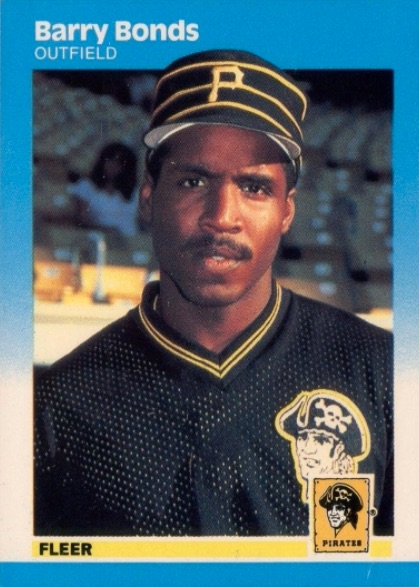 Top 10 Barry Bonds Baseball Cards 2