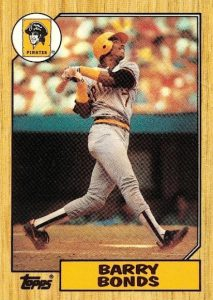 Top 10 Barry Bonds Baseball Cards 11