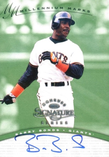 Top 10 Barry Bonds Baseball Cards 9