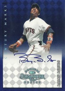Top 10 Barry Bonds Baseball Cards 10