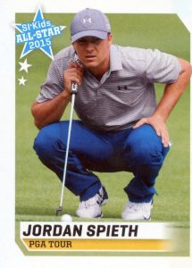 Top Jordan Spieth Golf Cards to Collect Now 2