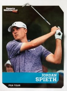 Top Jordan Spieth Golf Cards to Collect Now 1