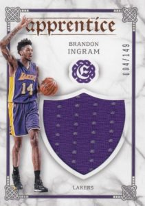 2016-17 Panini Excalibur Basketball Cards 25