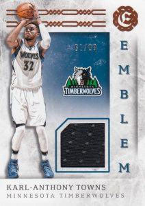 2016-17 Panini Excalibur Basketball Cards 32