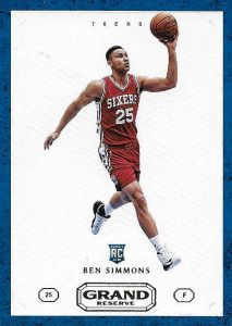 2016-17 Panini Grand Reserve Basketball Cards 19