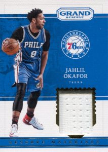 2016-17 Panini Grand Reserve Basketball Cards 28