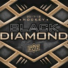 2017-18 Upper Deck Black Diamond Hockey Cards