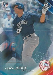 Aaron Judge Rookie Cards Checklist and Key Prospects 5