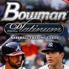 2017 Bowman Platinum Baseball Cards