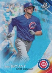 2017 Bowman Platinum Baseball Variations Gallery and Guide 1