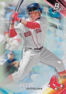 2017 Bowman Platinum Baseball Variations Gallery and Guide 7