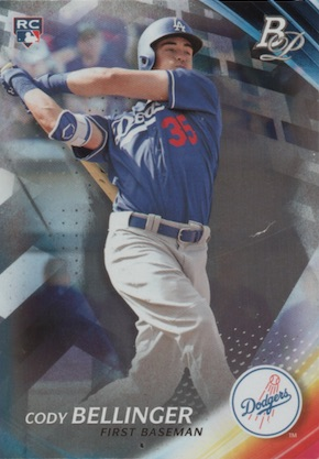 Top Cody Bellinger Rookie Cards and Key Prospect Cards 3