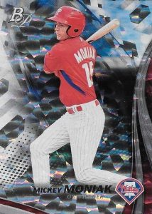 2017 Bowman Platinum Baseball Variations Gallery and Guide 19