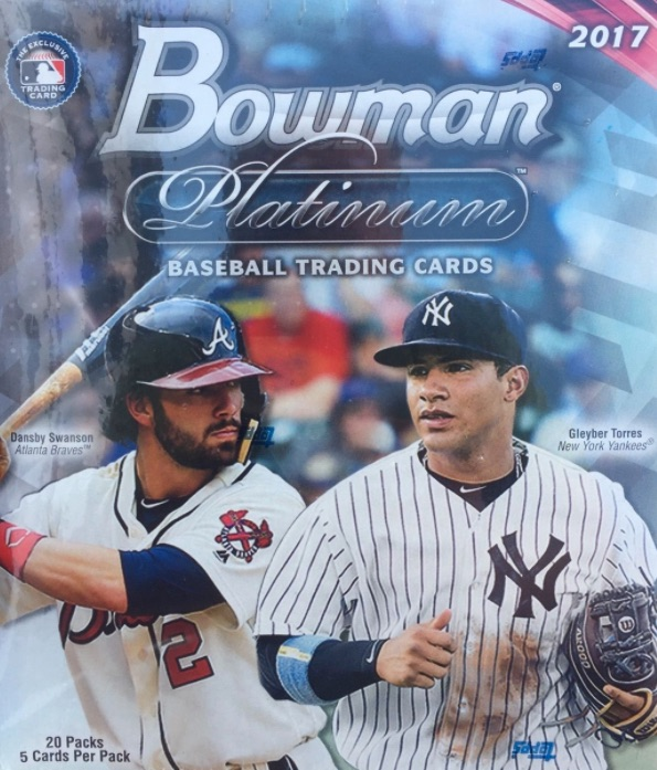 2017 Bowman Platinum Baseball Cards 4