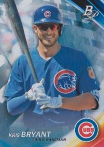 2017 Bowman Platinum Baseball Variations Gallery and Guide 2