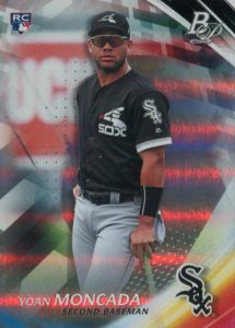2017 Bowman Platinum Baseball Variations Gallery and Guide 6