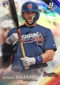 2017 Bowman Platinum Baseball Variations Gallery and Guide 12