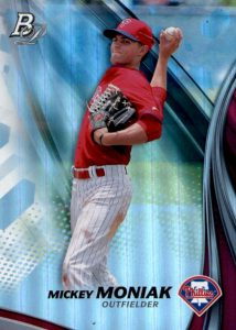 2017 Bowman Platinum Baseball Variations Gallery and Guide 20
