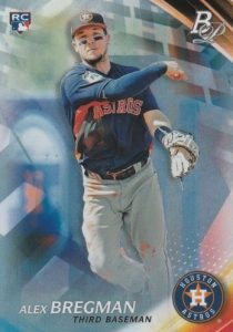 2017 Bowman Platinum Baseball Variations Gallery and Guide 10