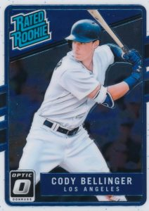 2017 Donruss Optic Baseball