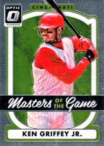 2017 Donruss Optic Baseball Cards 30
