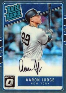 Aaron Judge Rookie Cards Checklist and Key Prospects 9