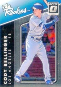 2017 Donruss Optic Baseball Cards 33