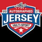 2017 Leaf Autographed Jersey Multi-Sport Edition