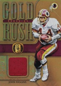 2017 Panini Gold Standard Football Cards 25