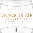 2017 Panini Immaculate Collection Baseball Cards