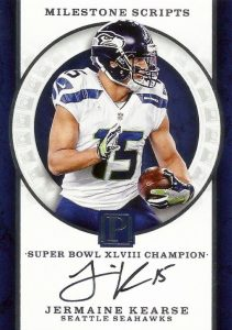 2017 Panini Pantheon Football Cards 24