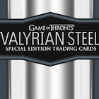 2017 Rittenhouse Game of Thrones Valyrian Steel Trading Cards