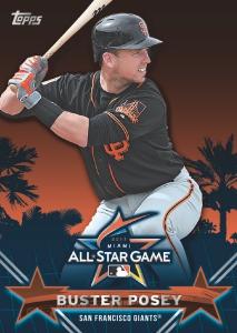 2017 Topps All-Star FanFest Baseball Cards 21