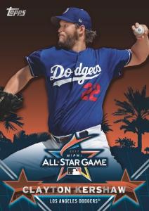 2017 Topps All-Star FanFest Baseball Cards 1