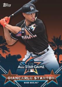 2017 Topps All-Star FanFest Baseball Cards 2