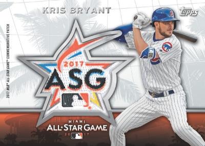 2017 Topps All-Star FanFest Baseball Cards 22